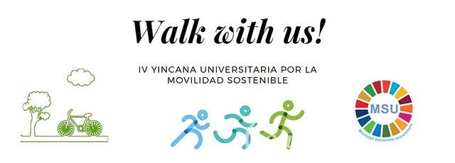 En la Semana Europea de la Movilidad Sostenible celebramos la IV Yincana Universitaria